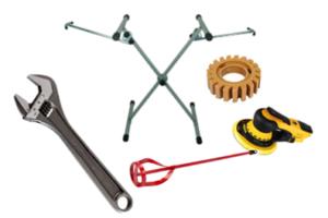 Materiell og Utstyr