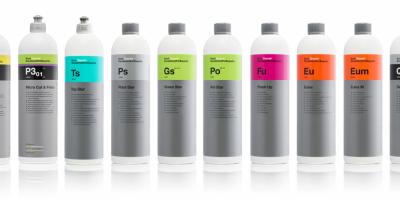 Koch Chemie Multilakk Bilpleie og vaskemidler